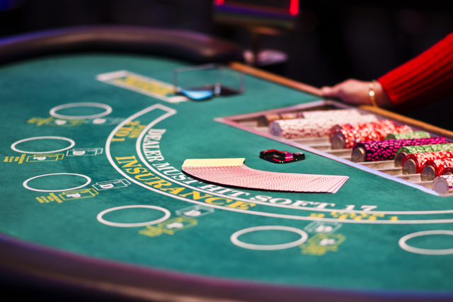 Online casino as a gaming venue